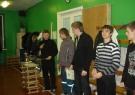 Повторне вручення дипломів і медалей з командного кубку України 2010 року в тренувальному залі
