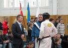 Установка тренера Гузова Сергія Миколайович свомуа учню Безкоровайному Арсену