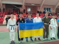 XV міжнародний турнір з рукопашного бою пам'яті Дмитра Гвішіані (Білорусь, м.Брест)